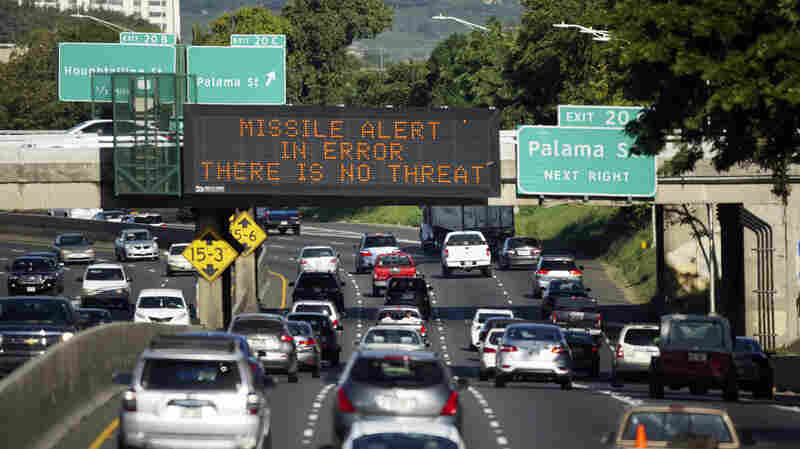Worker Who Sent Hawaii False Alert Thought Missile Attack Was Imminent