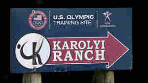 Texas Governor Orders State Investigation Of Claims Of Sexual Abuse At Karolyi Ranch