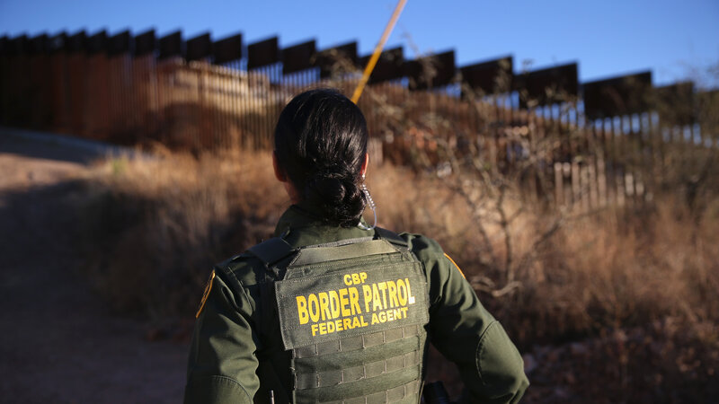border patrol faces backlash from aid groups over migrant deaths npr