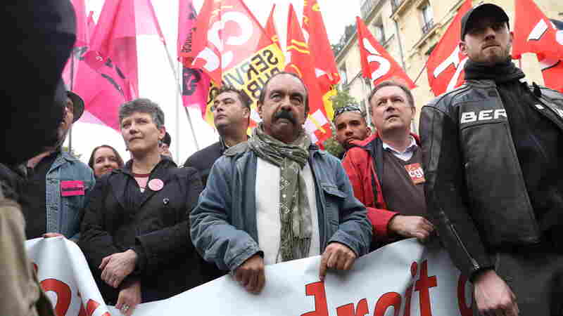 Why French Unions Aren't Taking To The Streets Like They Used To