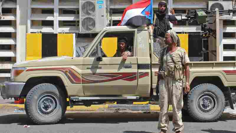 Yemen Prime Minister Holed Up As Separatists Seize Most Of Key Southern City