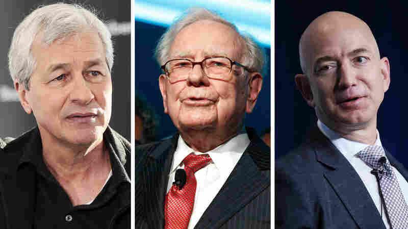 Amazon, JPMorgan Chase And Berkshire Hathaway Pursue The Health Care 'Unicorn'