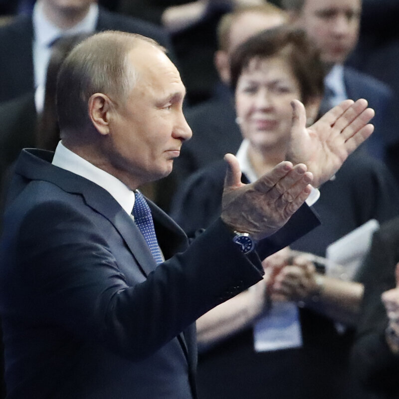 U S  Hits Russian Oligarchs And Officials With Sanctions Over