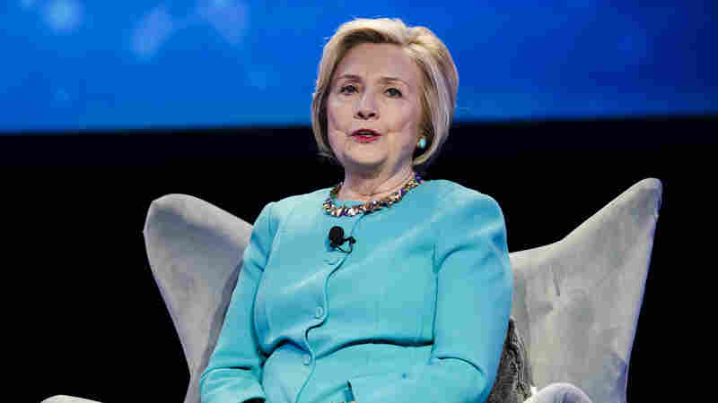 Clinton Says She Regrets Keeping Staffer Accused Of Harassment In 2008