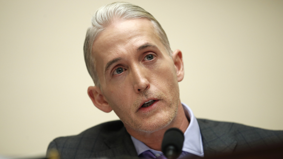 House Oversight and Government Reform Committee Chairman Trey Gowdy, R-S.C., is the 34th GOP House member to announce they won't seek re-election in 2018, so far. (Carolyn Kaster/AP)