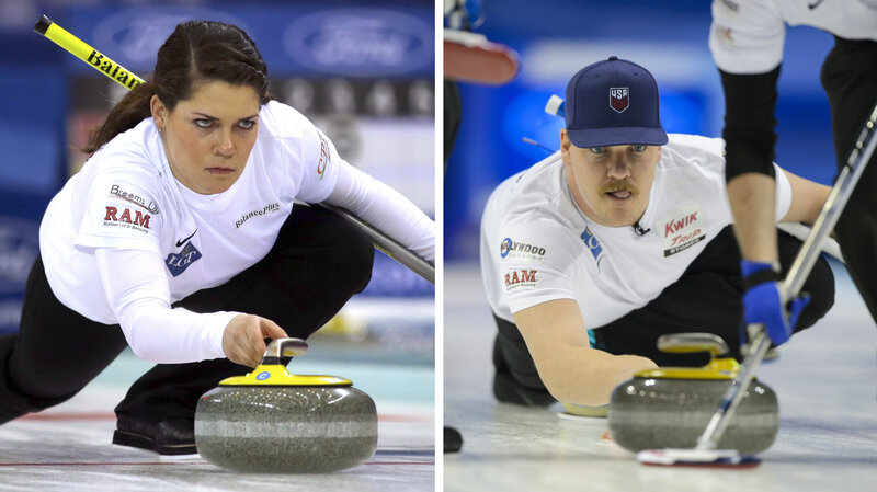 It's In Their Blood: Siblings Eye 1st Mixed Curling Gold At Winter