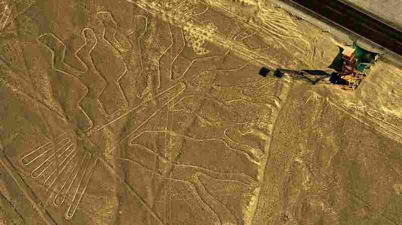 Truck Driver Plows Over Peru's 2,000-Year-Old Nazca Lines, Leaving 'Deep Scars'