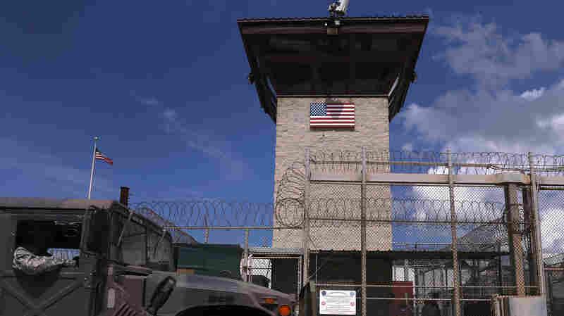 Trump Signs Order To Keep Prison At Guantanamo Bay Open