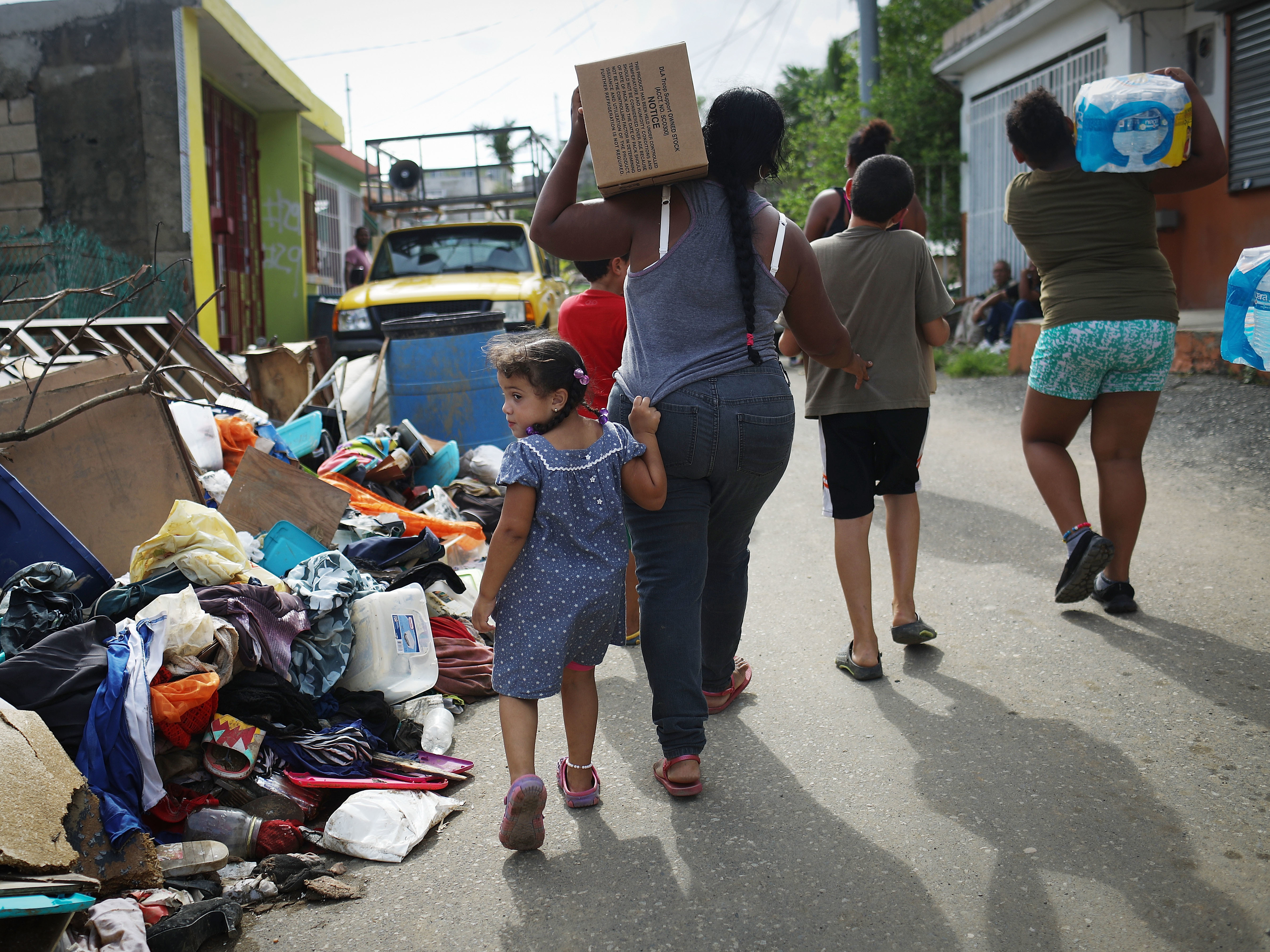 Puerto Rico Still in Peril as FEMA Scales Back Recovery Efforts