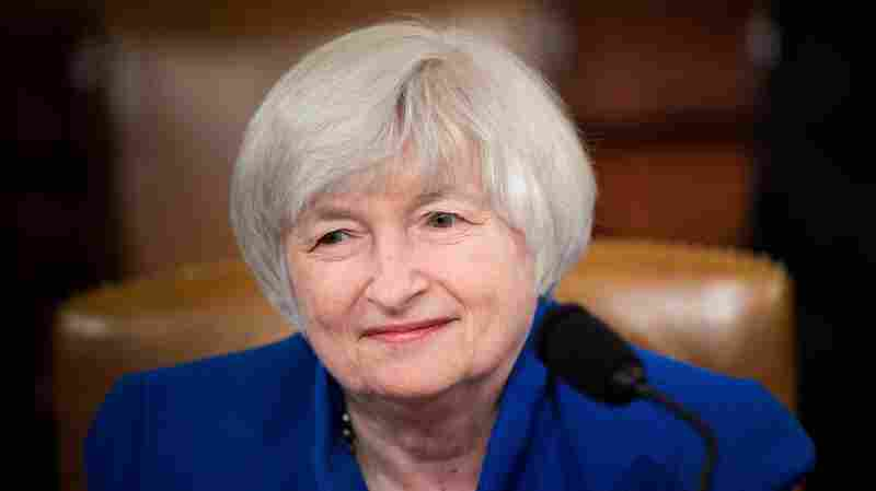 With Focus On Unemployment, Yellen Led Fed Through Tough Balancing Act