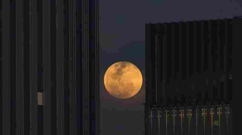 PHOTOS: Rare Super Blue Blood Moon