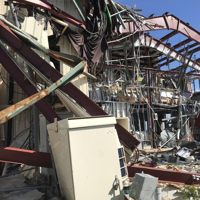 Virgin Islands Still Recovering From 2017 Hurricanes As New