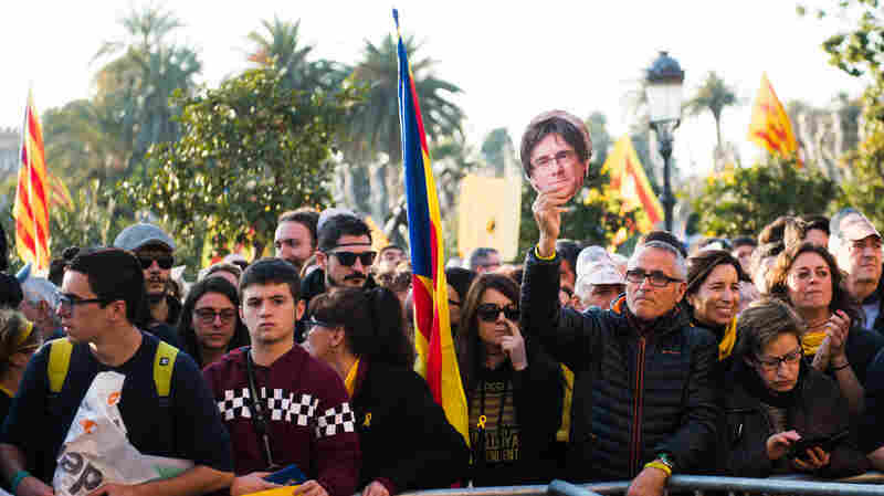 Memes, Video Games Mock Catalonia's Prolonged Deadlock With Spain