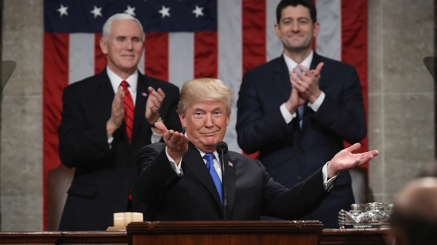 Trump Claims His SOTU Had The Highest Ratings In History. It Didn't