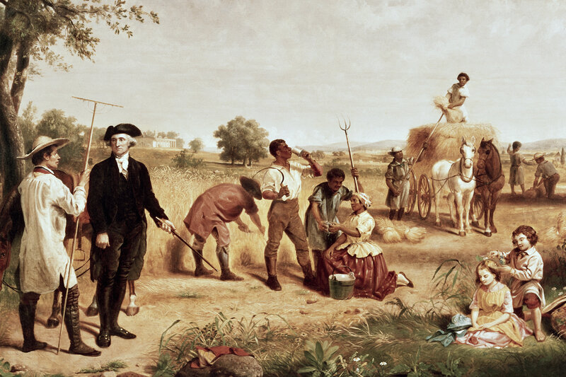 Why Schools Fail To Teach Slavery's 'Hard History' : NPR Ed