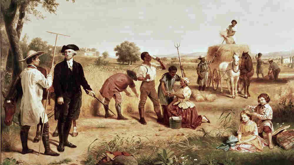 Why Schools Fail To Teach Slavery's 'Hard History'