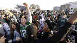 Despite Colorful History, Eagles Fans Call 'Psychotic' Reputation Overblown