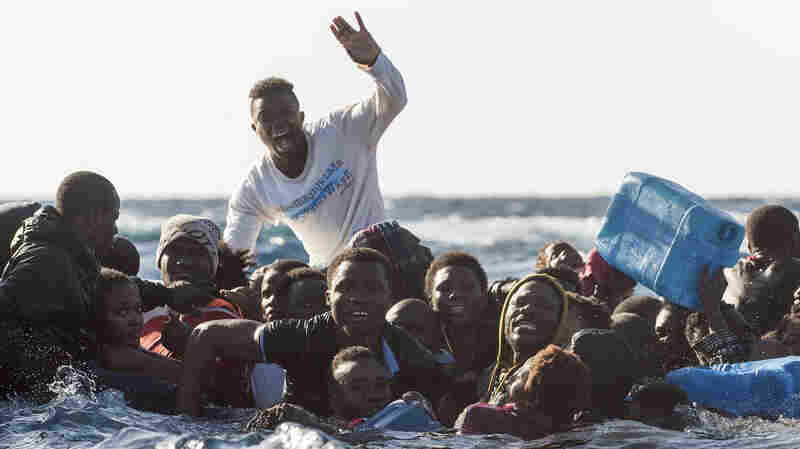90 Migrants Reported Dead After Boat Capsizes Off Libya