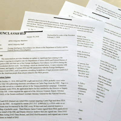 The Russia Investigations: 5 Takeaways About The Inescapable Nunes Memo