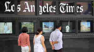 'LA Times' Business Editor Returns After Internal Leak Inquiry