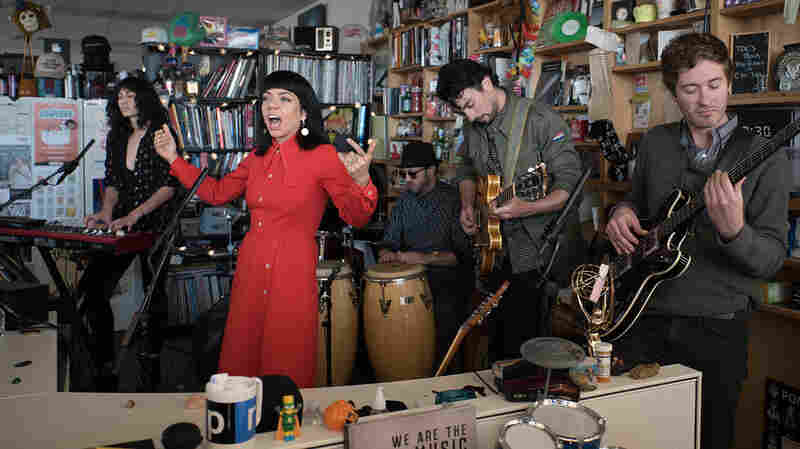 Hurray For The Riff Raff: Tiny Desk Concert