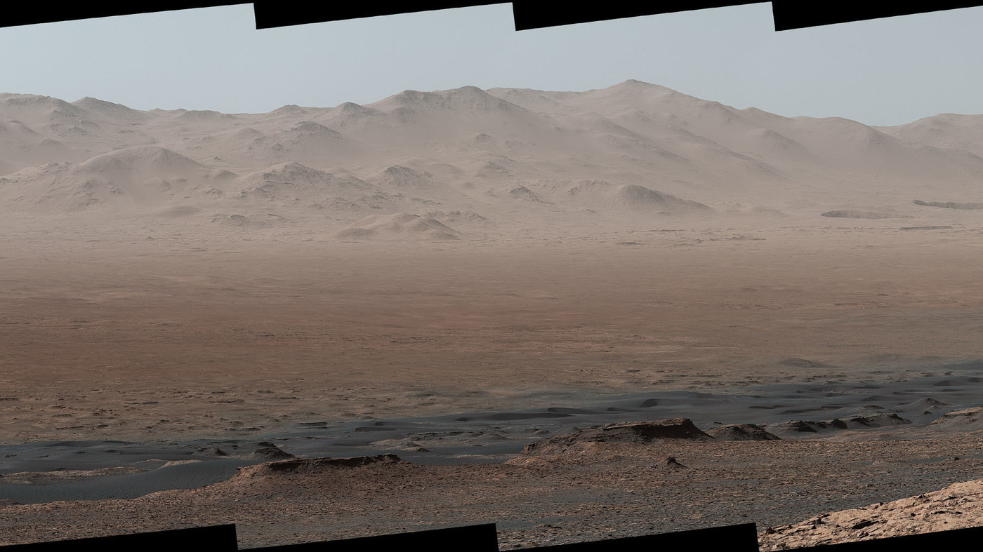 Mars Rover Curiosity's Panoramic Photo Depicts Its Epic ...