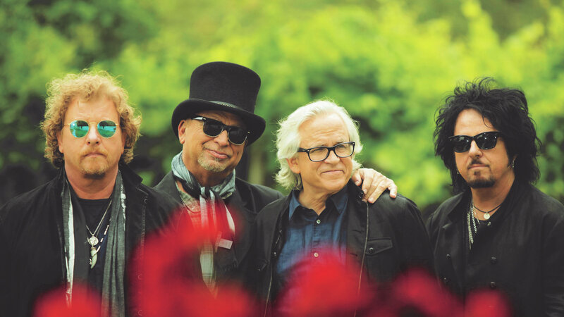 TOTO Talks Pop Culture Legacy And \'40 Trips Around The Sun\' : NPR