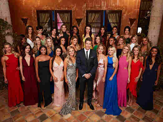 She was listed as missing, but was found on 'The Bachelor'