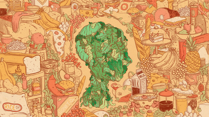 Scientists are keen to figure out how diet influences aging, including brain health. A 5-year study of healthy seniors found those who ate a serving or two of daily greens had less cognitive decline.