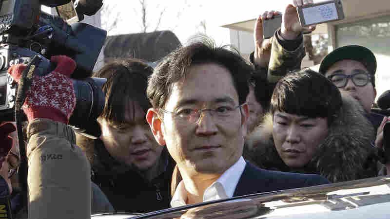 Samsung's Lee Jae-Yong Walks Free After Court Reduces Bribery Sentence
