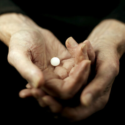 Risky Antipsychotic Drugs Still Overprescribed In Nursing Homes