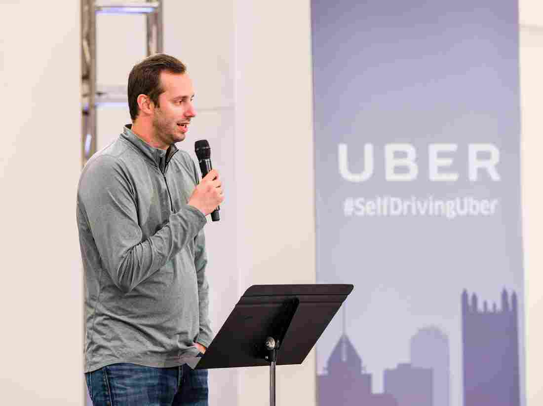 Uber throws former self-driving vehicle  guru Andrew Levandowski to the wolves