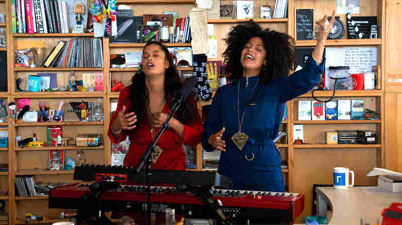 Ibeyi: Tiny Desk Concert