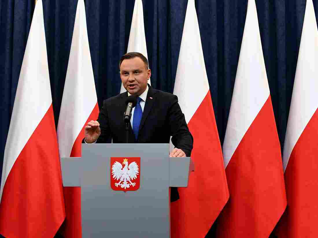 U.S. 'disappointed' after Polish president signs controversial Holocaust law