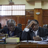 Inside A Kenyan Courtroom, A Deepening Political Crisis Is On Display
