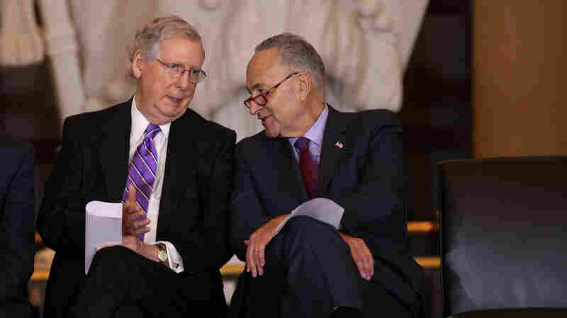 Senators Reach 2-Year Budget Deal