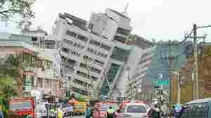6.4 Magnitude Quake Hits Taiwan, At Least 4 Dead
