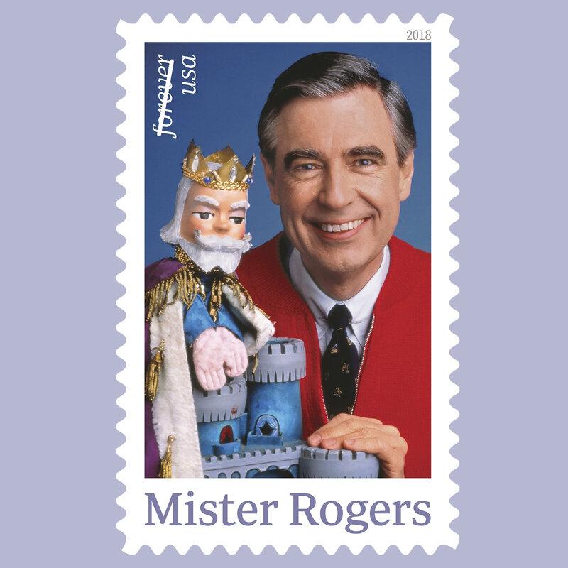 It's A Beautiful 50th Birthday For 'Mister Rogers' Neighborhood' : NPR