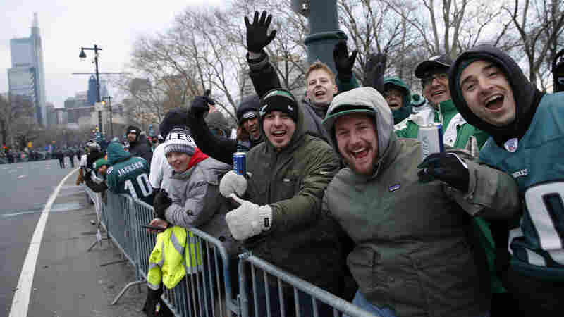 Eagles Parade: Philly Celebrates Its Super Bowl Win As Only Philly Can