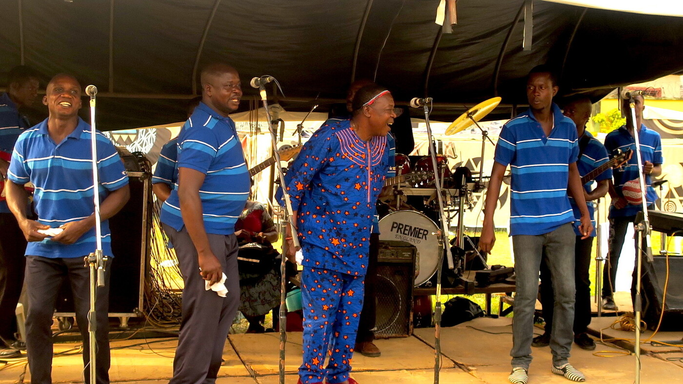 In The Evil Forest: A Nigerian Activist And Musician Sings Of His