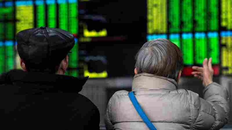 Asian Markets Catch Wall Street's Cold