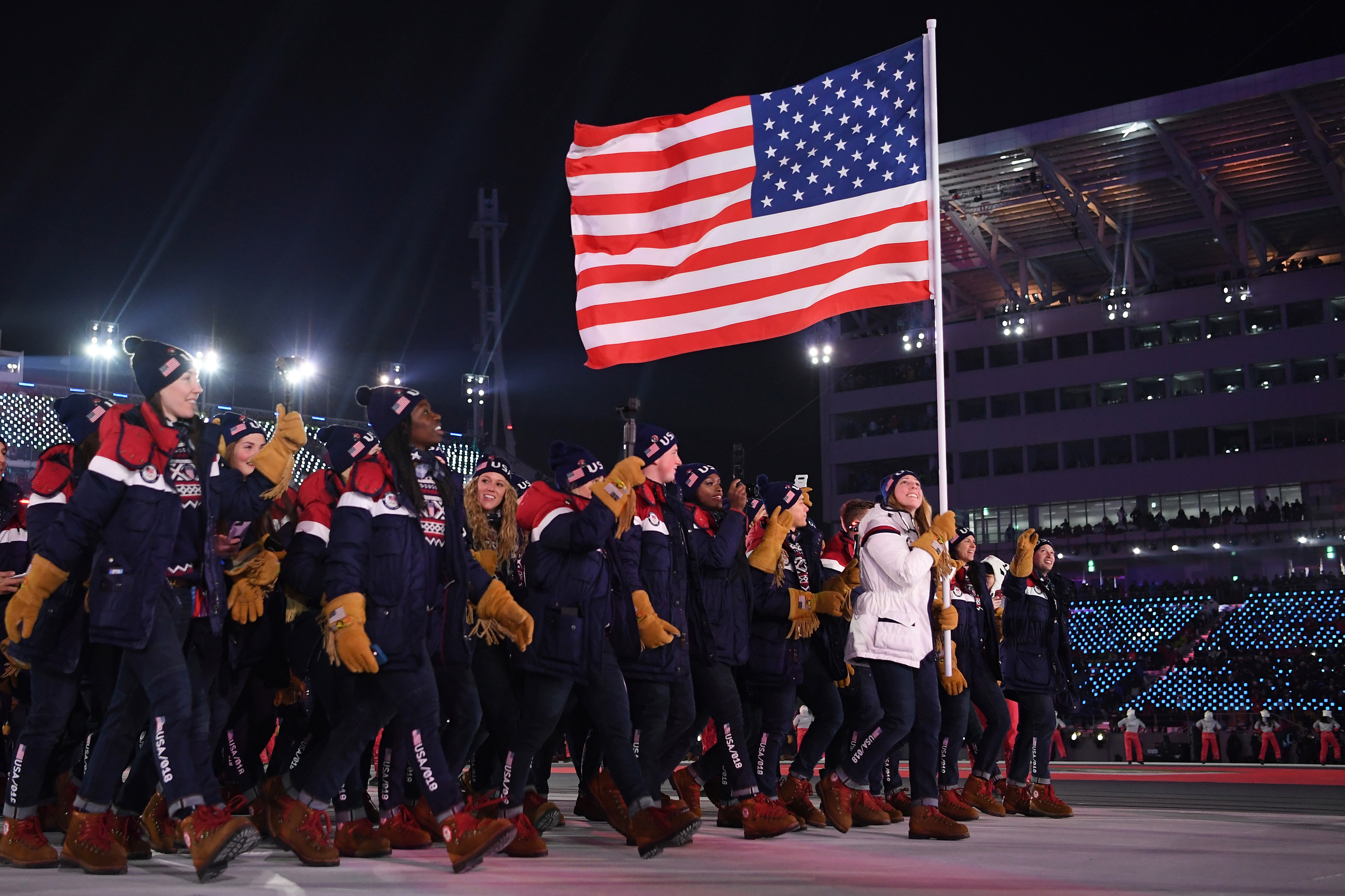 Bigger Than Ever, And More Diverse: Team USA At The 2018 Winter Olympics
