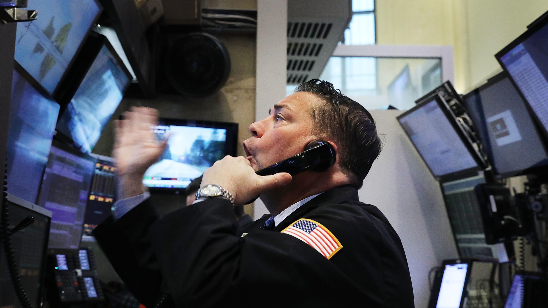 Stocks open higher on Wall Street