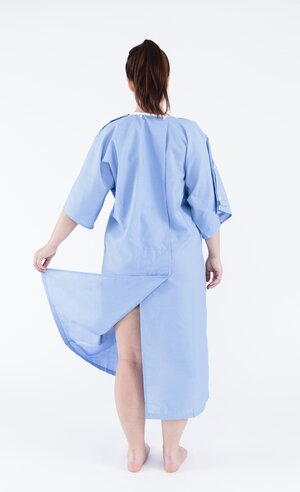 Why Hospitals Have A Hard Time Swapping Old Patient Gowns For New ...