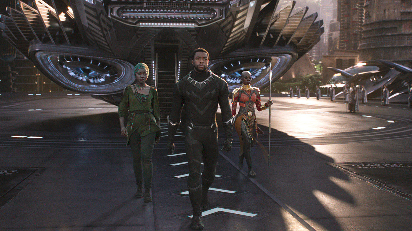 4aaec88adb3 Black Panther's Homeland Of Wakanda Sounds Like The Ancient African Kingdom  Of Mutapa : Goats and Soda : NPR