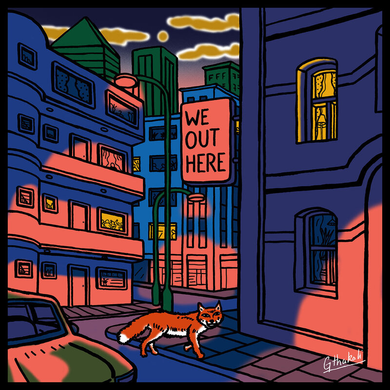 London's Contemporary Jazz Scene Shines On 'We Out Here' EP