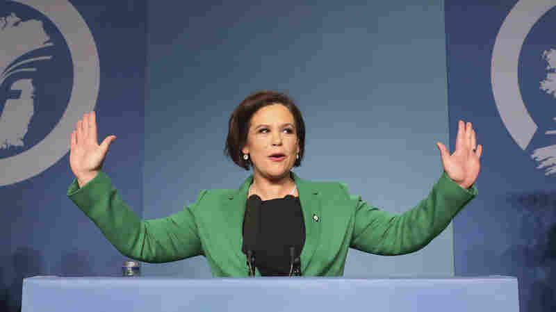 New Leader Of Sinn Fein Looks At Fresh Start For Party