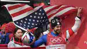 Chris Mazdzer Slides Into History As First U.S. Man To Medal In Singles Luge