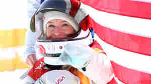 Jamie Anderson Repeats, Winning Olympic Gold In Slopestyle