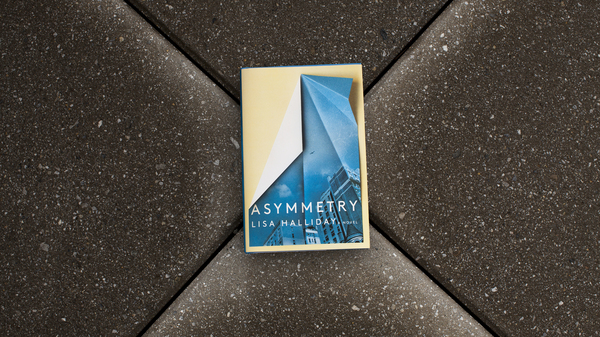 'Asymmetry' Is A Guide To Being Bigger Than Yourself
